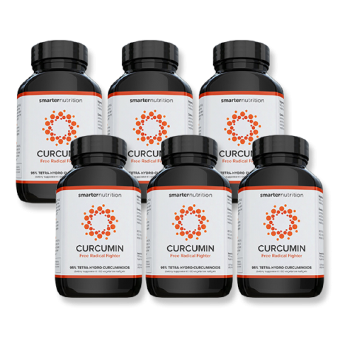 Smarter Nutrition Curcumin Review.