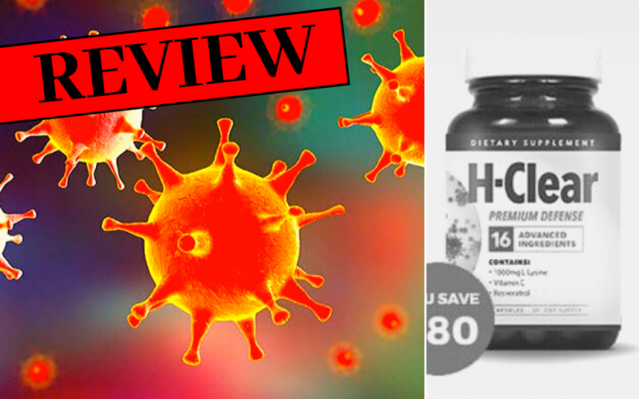 herpes clear h-clear review
