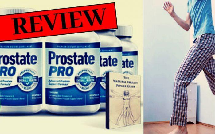 prostate pro reviews